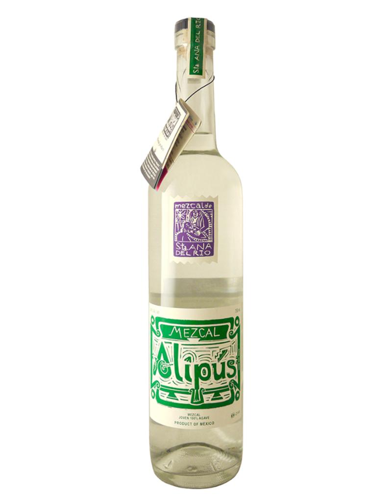 Alipus, Santa Ana Del Rio Joven Mezcal - 750mL