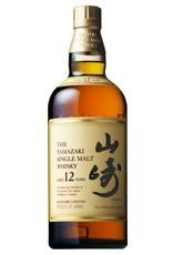 Yamazaki Japanese Whisky, 12-Year Single Malt  - 750mL
