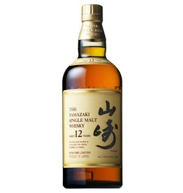 Yamazaki Whisky, Single Malt 12-Year - 750mL