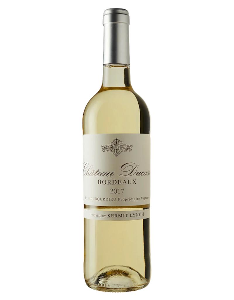 France Chateau Ducasse, Bordeaux Blanc 2020