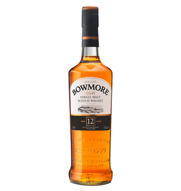 Bowmore, 12-Yr Single Malt Scotch - 750mL