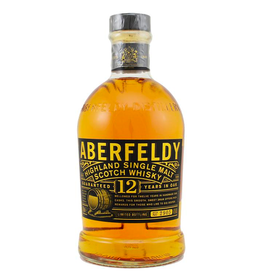 Aberfeldy, 12-Year Single Malt Scotch - 750mL