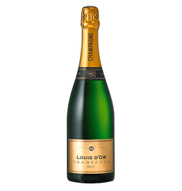 France Louis D'Or, Champagne Brut (NV)