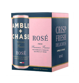 France Amble + Chase, Provence Rose  - 4-pack (1L)