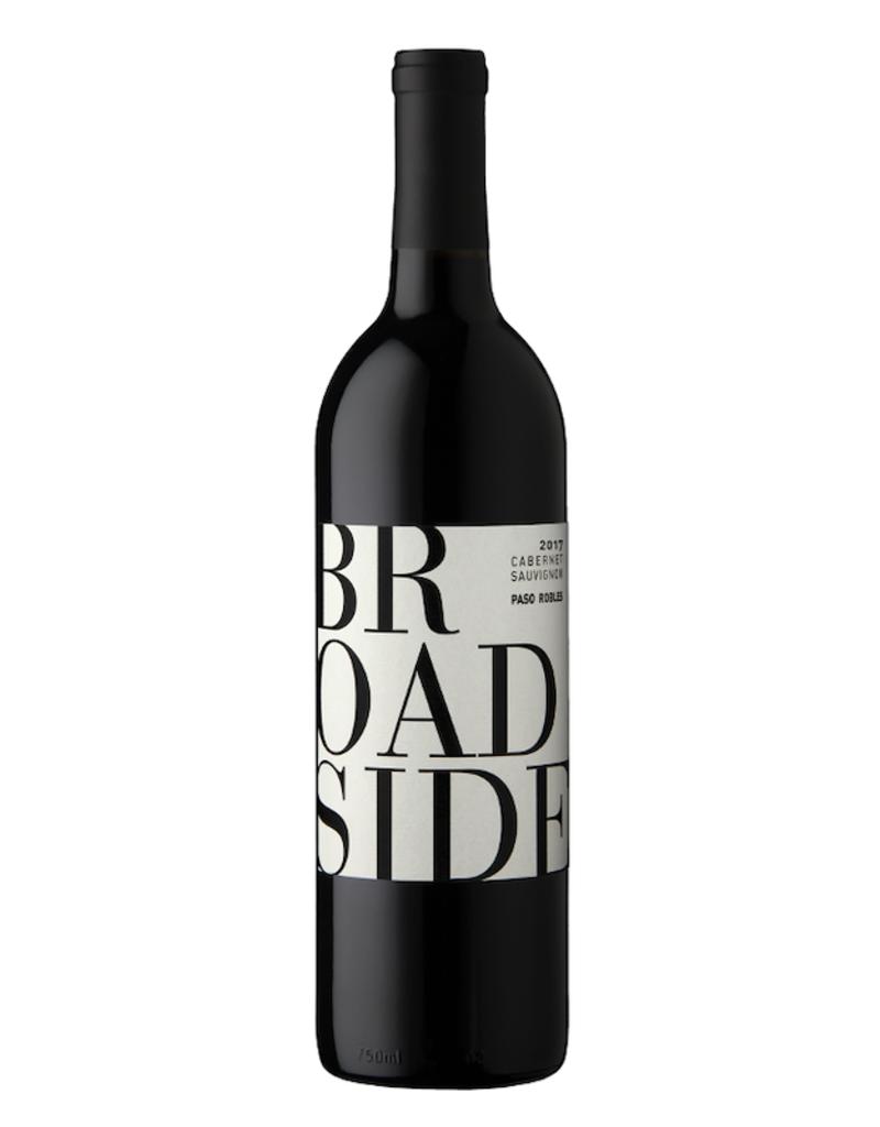USA Broadside, Margarita Vineyard Cabernet Sauvignon 2018