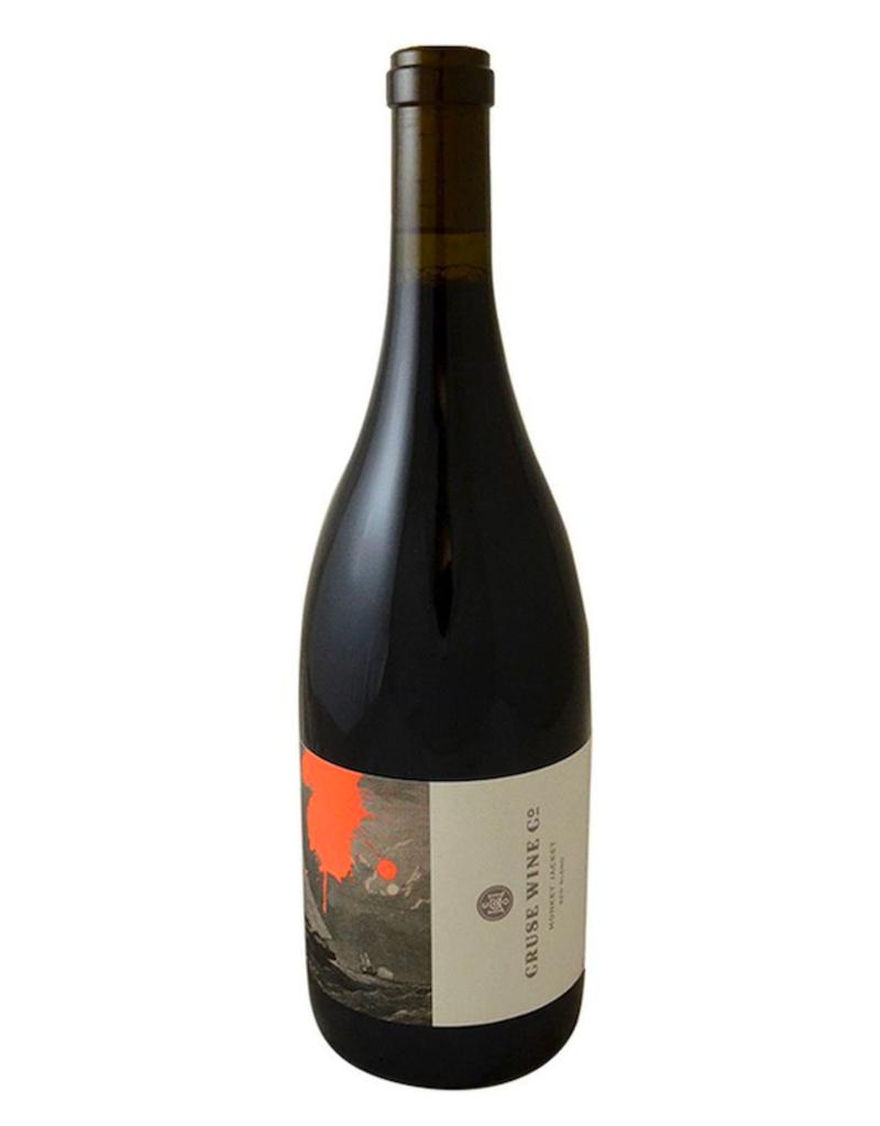 USA Cruse Wine Co.,' Monkey Jacket' Red Blend 2018