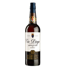 Valdespino, Amontillado Tio Diego Sherry (NV) - 750mL