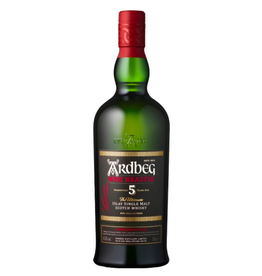 Ardbeg, 'Wee Beastie' 5-Year Islay Single-Malt Scotch Whisky - 750mL