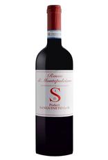 Italy Sanguineto, Rosso di Montepulciano 2018 (Sangio, Cannaiolo, Mommolo)