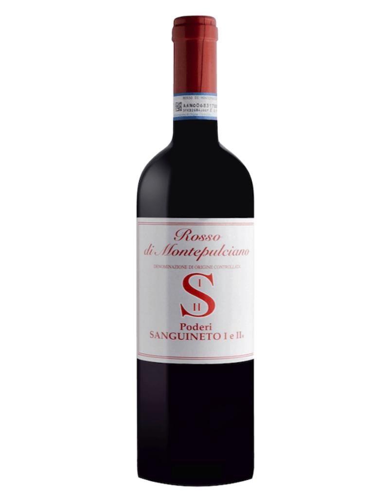 Italy Sanguineto, Rosso di Montepulciano 2019
