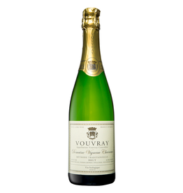 France Vigneau-Chevreau, Vouvray Methode Traditionnelle Brut (NV)