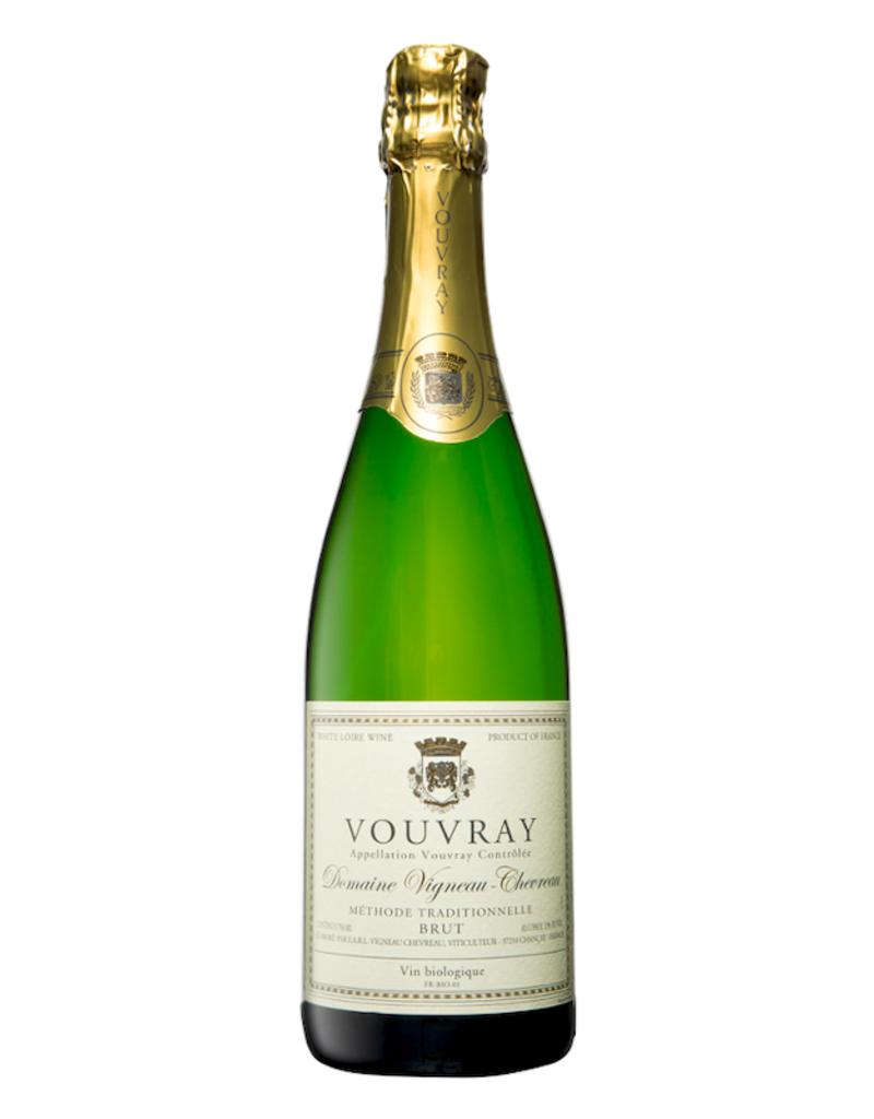 France Vigneau-Chevreau, Vouvray Brut (NV)