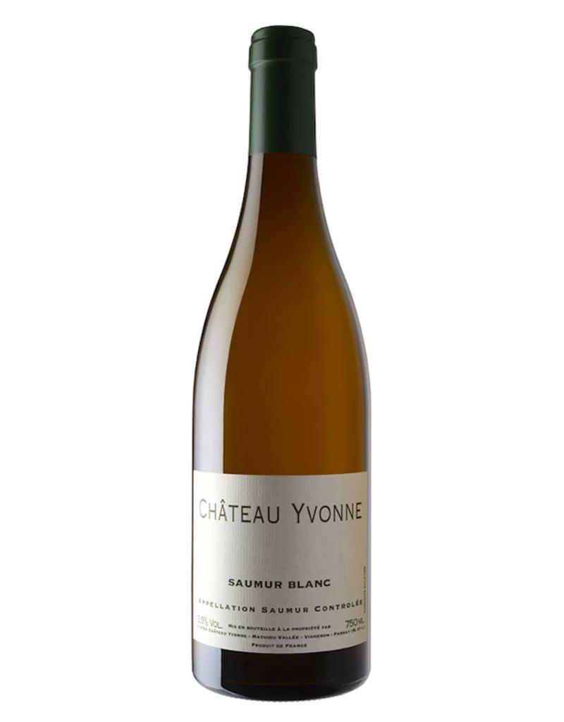 France Chateau Yvonne, Saumur Blanc 2016