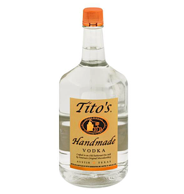 Tito's, Handmade Vodka - 1.75L