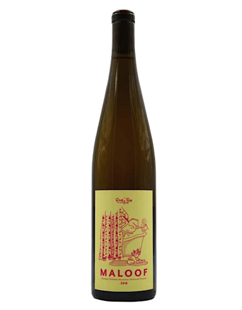 USA Maloof, Riesling Nemarniki Vineyard 2019
