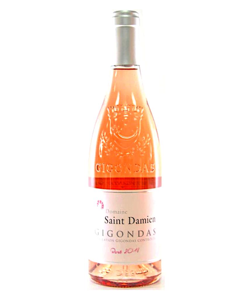 France Saint-Damien, Gigondas Rose 2020