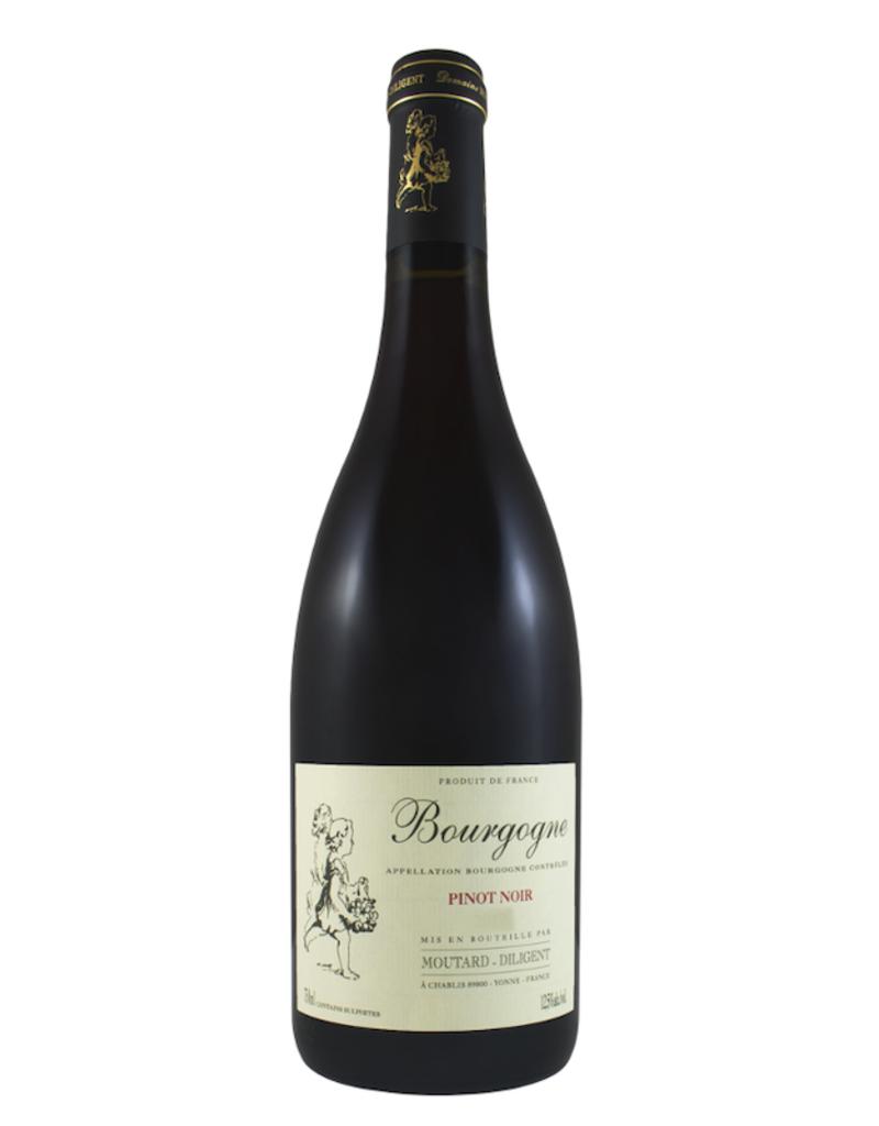 France Moutard-Diligent, Bourgogne Rouge 2018
