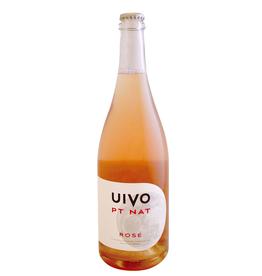 Portugal Folias de Baco, UIVO 'PT NAT' Pinot Noir Rose 2019