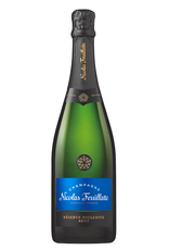 France Nicolas Feuillatte, Champagne Brut Reserve (NV) - 750mL