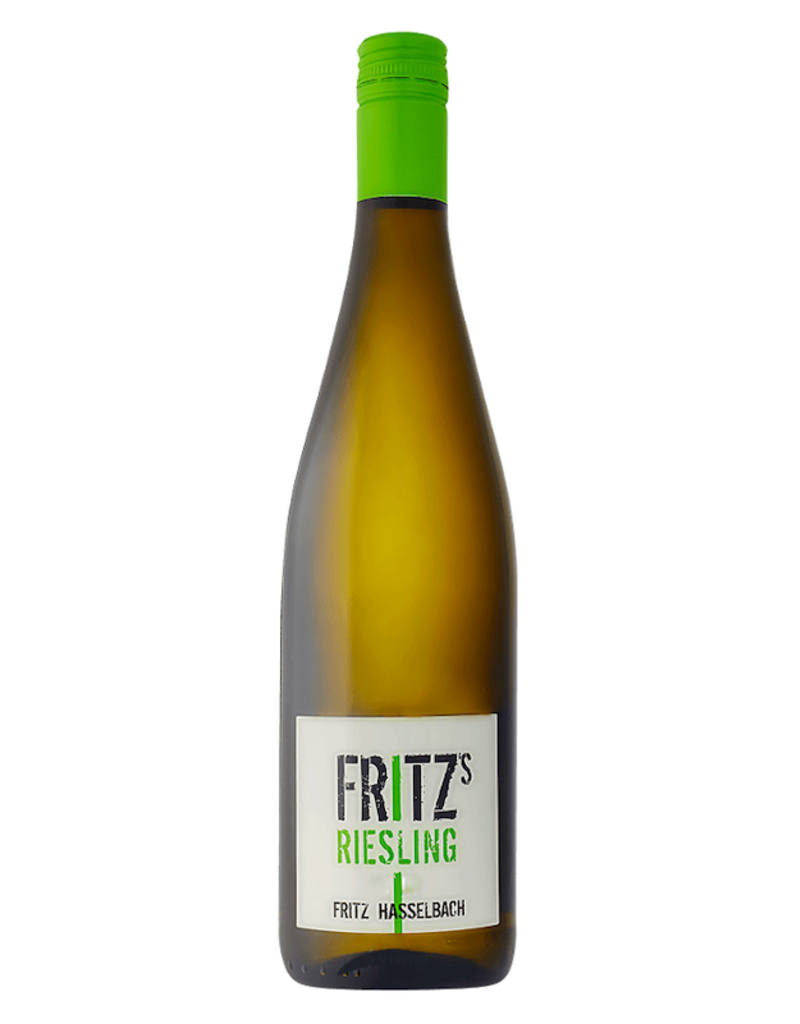 Germany Fritz's, Riesling 2018