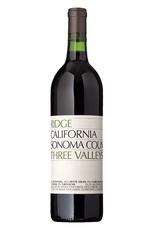 USA Ridge, 'Three Valleys' Sonoma County 2019