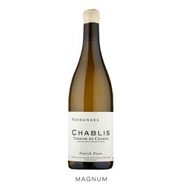 France Patrick Piuze, Terroir de Chablis 2018 - 1.5L Magnum
