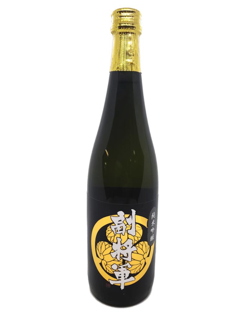 Fuku Shogun,  Junmai Ginjo Sake - 720mL