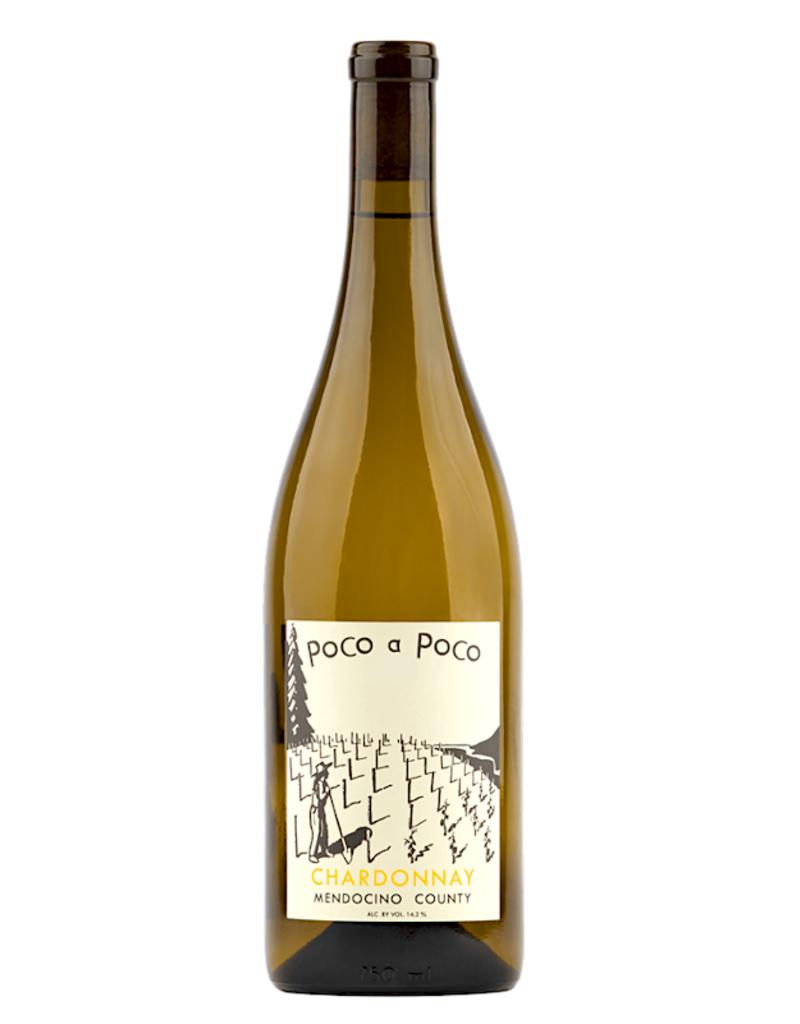 USA Poco a Poco, Mendocino Chardonnay 2018
