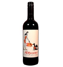 Spain Fermina, Vino Tinto 2019