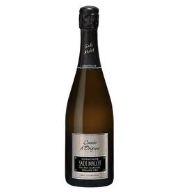 France Sadi Malot, Champagne Brut Blanc de Blancs (NV)
