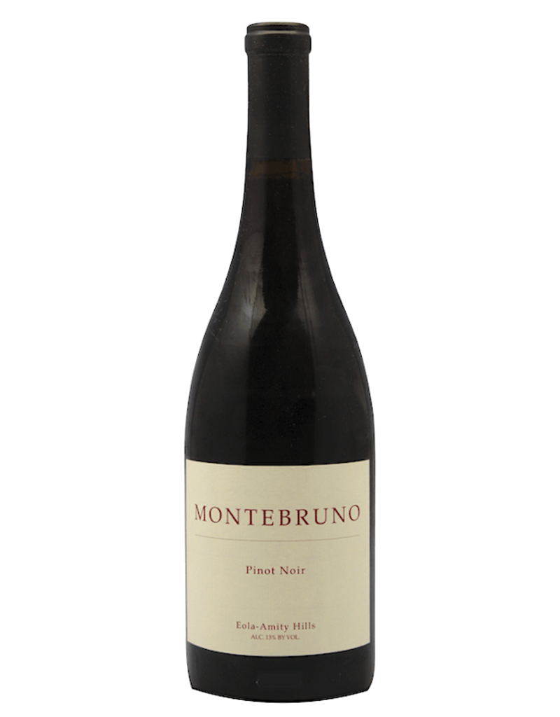 USA Montebruno,  Pinot Noir Eola-Amity Hills 2015