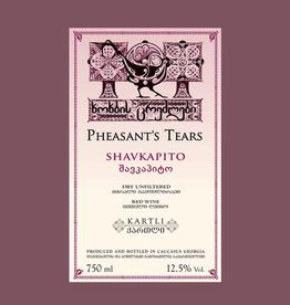Georgia Pheasant's Tears, Shavkapito 2019