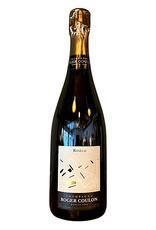 France Roger Coulon,  'Roselie' Brut Rose Champagne (NV)