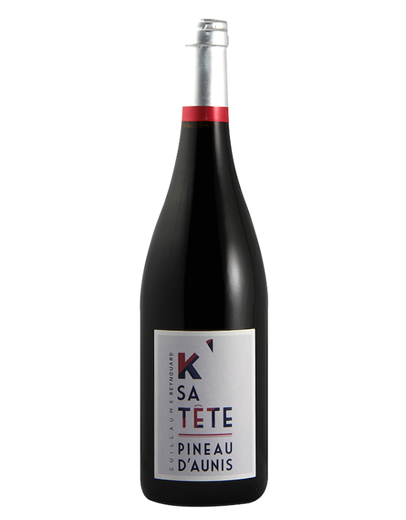 France Manoir de la Tete Rouge, 'K sa Tete' Pineau D'Aunis 2017
