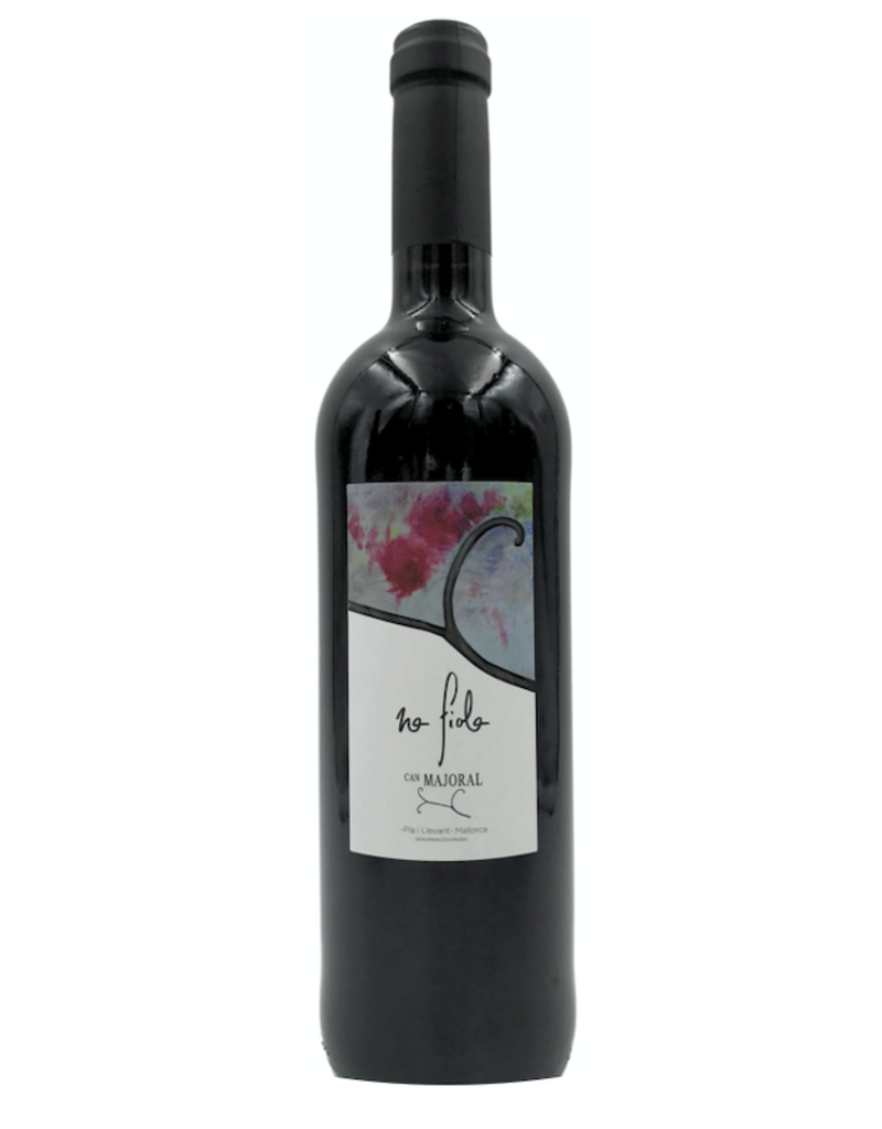 Spain Can Majoral, 'Na Fiola' Mallorca Red Blend 2016