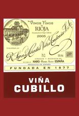 Spain Lopez de Heredia, Vina Cubillo Rioja Crianza 2012