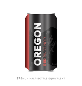 USA Stoller Family, 'Canned' Oregon Pinot Noir Can - 375mL