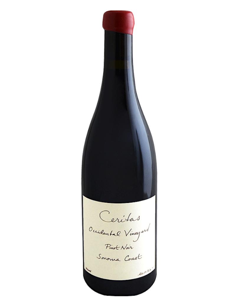 USA Ceritas, 'Occidental Vineyard' Pinot Noir 2018