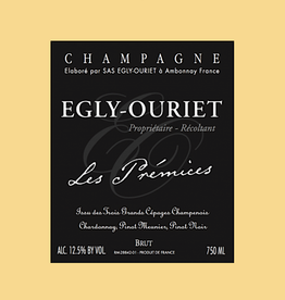 France Egly-Ouriet, Champagne Brut 'Les Premices' (NV)