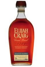 Elijah Craig, 8-Year Toasted Barrel Bourbon - 750mL