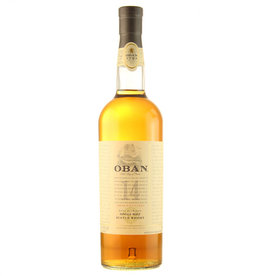 Oban, 14-Year Single Malt Scotch - 750mL