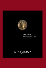 Italy Ciavolich, 'Divus' Montepulciano D'Abruzzo 2016