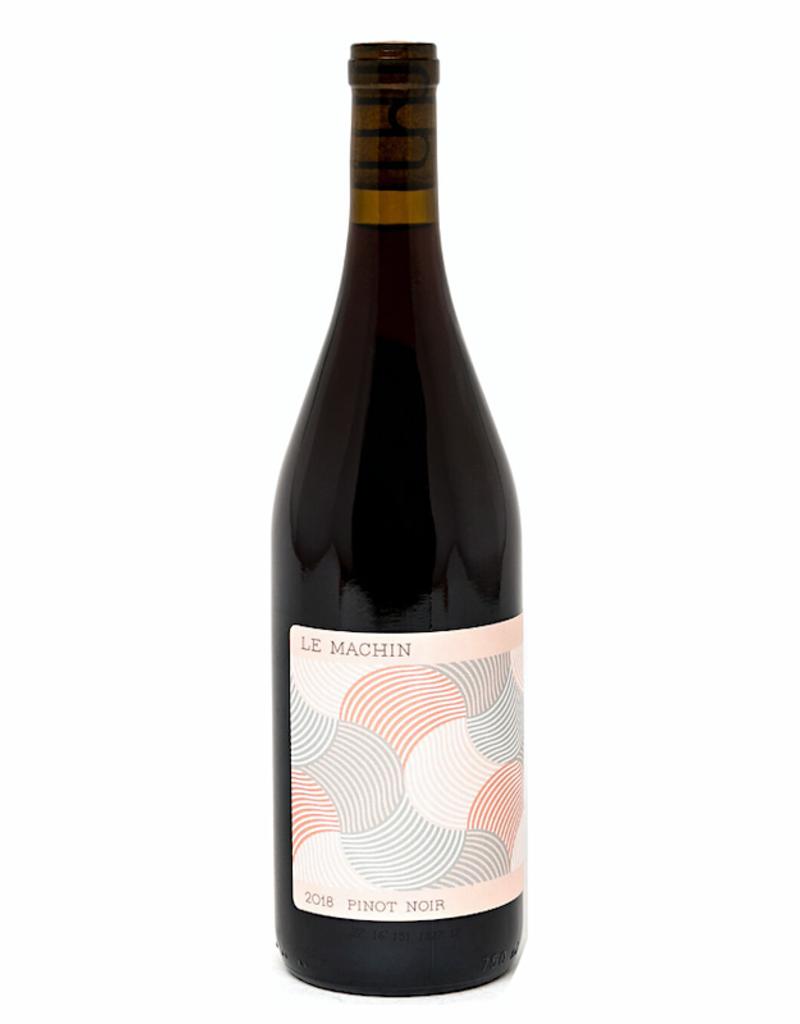 USA Le Machin, Pinot Noir Sta. Rita Hills 2019