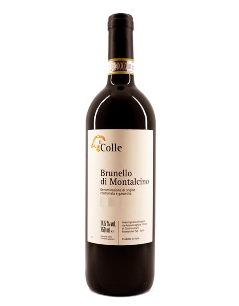 Italy Il Colle, Brunello di Montalcino 2015