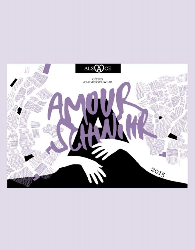 France Binner, Cotes D'Amour Schwihr Alsace 2015