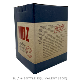 Argentina MDZ, Malbec Mendoza 2020 - 3L Party Box