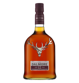 The Dalmore, 12-Year Highland Scotch  - 750mL
