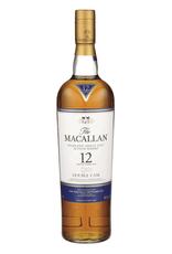 The Macallan, 12-Year Double Cask Single Malt Scotch - 750mL
