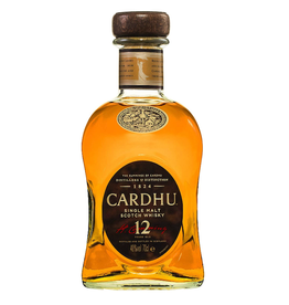 Cardhu, 12 Year Speyside Single Malt Scotch - 750mL
