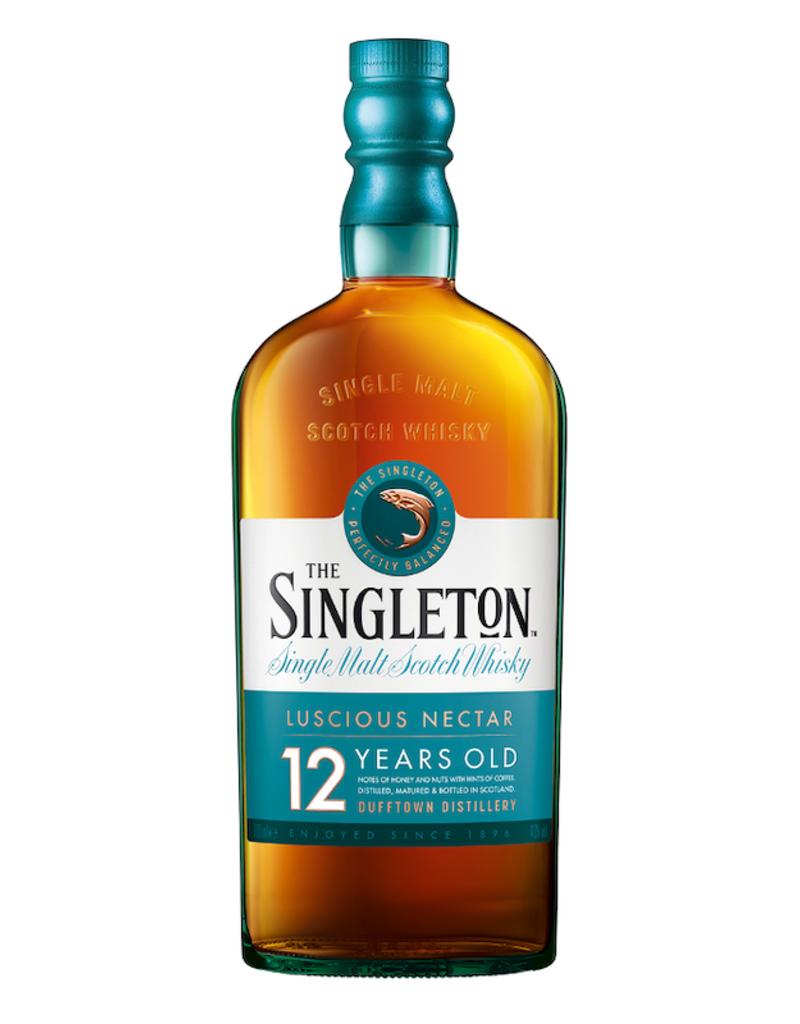 The Singleton, 12-Year Single Malt Scotch - 750mL